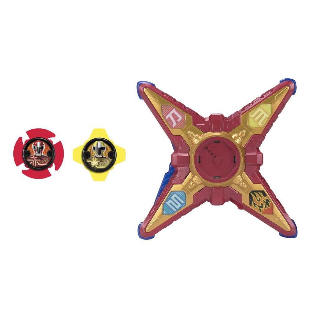 Power Rangers Ninja Steel - Morpher Ninja Steel (Bandai 43500)