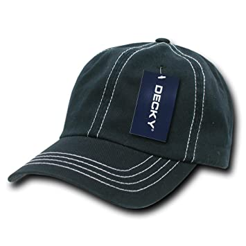 DECKY Contra Stitch Washed Polo Cap  Amazon.ca  Sports   Outdoors 736e4f60ed6a