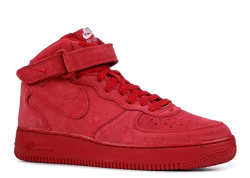 air force 1 rosse e bianche