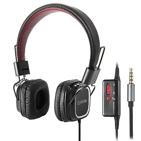 Cuffie Riduzione Rumore Attive Con Microfono e Adattatore per Aereo ... 24c9740fc997
