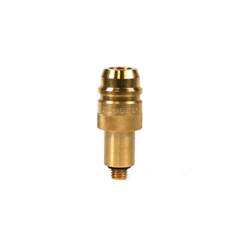 Adattatore Serbatoio per Gas Spagna Autogas Adapter Drehmeister Adattatore GPL M14 Euronozzle