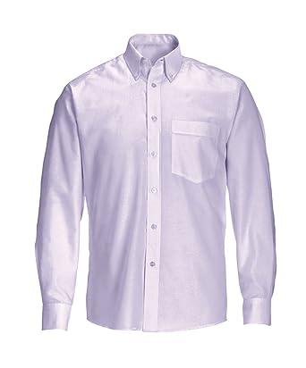 Alexandra stc-ng5li-17 Oxford camisa de manga larga de hombre ...