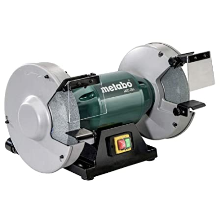 Cool Metabo Dsd 250 10 Inch Bench Grinder Amazon Co Uk Diy Tools Theyellowbook Wood Chair Design Ideas Theyellowbookinfo