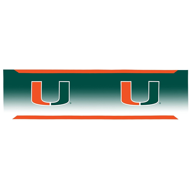 Tervis 1292246 NCAA Miami Hurricanes Original Tumbler 9 oz Clear