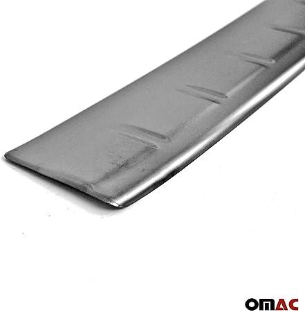 Ladekantenschutz Stoßstangenschutz Für Dokker 2012 2020 Aus Edelstahl Chrom Gebürstet Auto