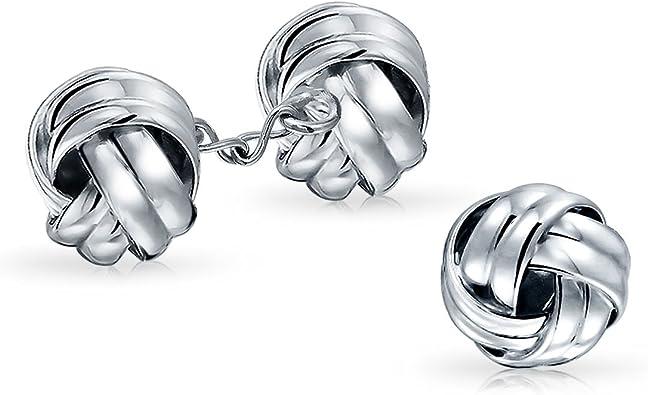 Ejecutivo Mens Balón Redondo Tejido Trenzado De Cable Twist Cuerda ...