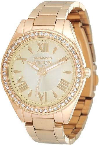 alguien conoce lq marca de relojes milton