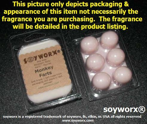 Soyworx Soy Tarts 2 Pack of 2.5 Ounce Frankincense & Myrrh Fragrance (Total of 5 ()