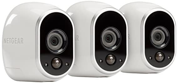 Review Arlo by NETGEAR Security