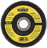 DEWALT DW8315 5-Inch by 7/8-Inch 36-grit Zirconia