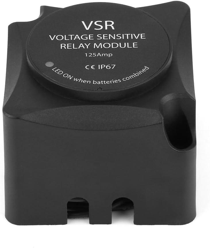 VSR VSR rel/è di ricarica automatica 125A doppio isolatore della batteria Rel/è sensibile alla tensione