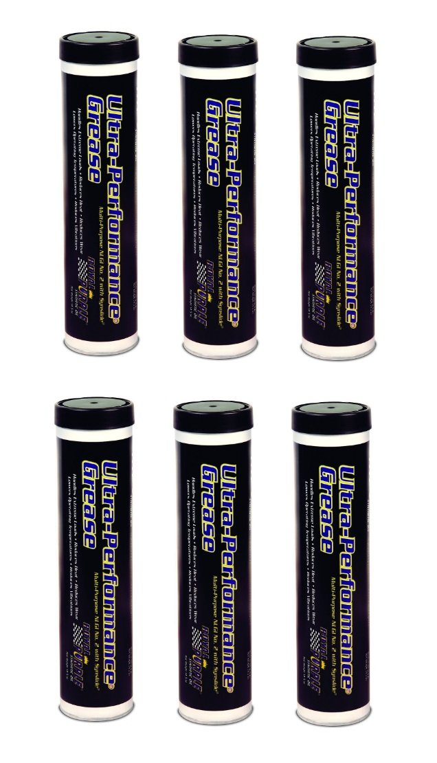 Royal Purple NLGI #2 Tube Multi-Purpose Synthetic Ultra Performance Grease - 14.1oz. (Pack of 6)