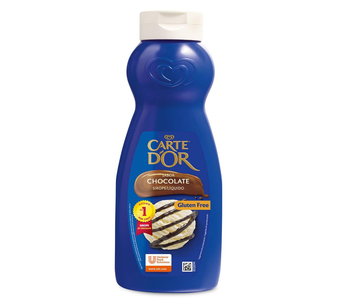 Carte DOr - Sirope líquido - Sabor chocolate - 758 ml - [Pack de 2]