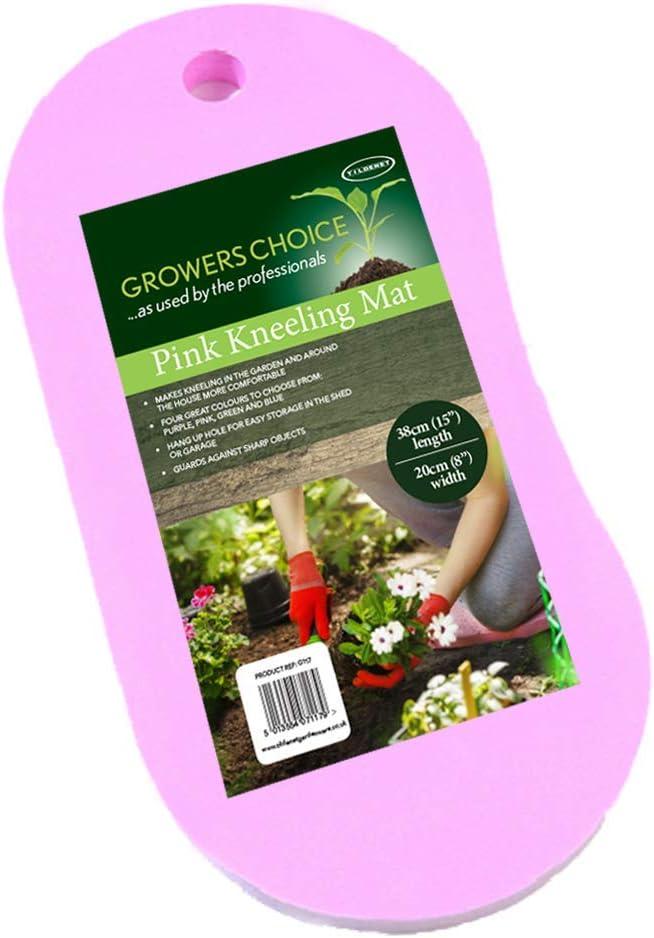 Bosmere Garden Kneeling Mat, Pink, G117