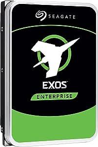 Seagate 14TB HDD Exos X14 7200 RPM 512e/4Kn SATA 6Gb/s 256MB Cache 3.5-Inch Enterprise Hard Drive (ST14000NM0018)