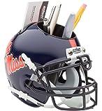 NCAA Ole Miss Rebels Mini Helmet Desk Caddy