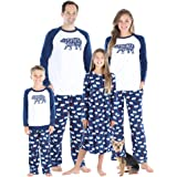SleepytimePJs Matching Family Christmas Pajama Sets, Fleece PJ Sets