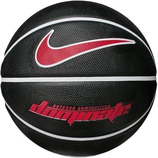 Desconocido Nike Dominate Fútbol, Black/White/White/University Red ...