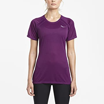 reliable Saucony Women's Hydralite Short Sleeve Shirt