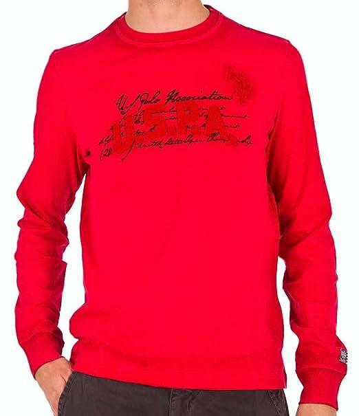 US Polo ASSN USA camiseta POLO USPA Golf Manga larga Cuello ...