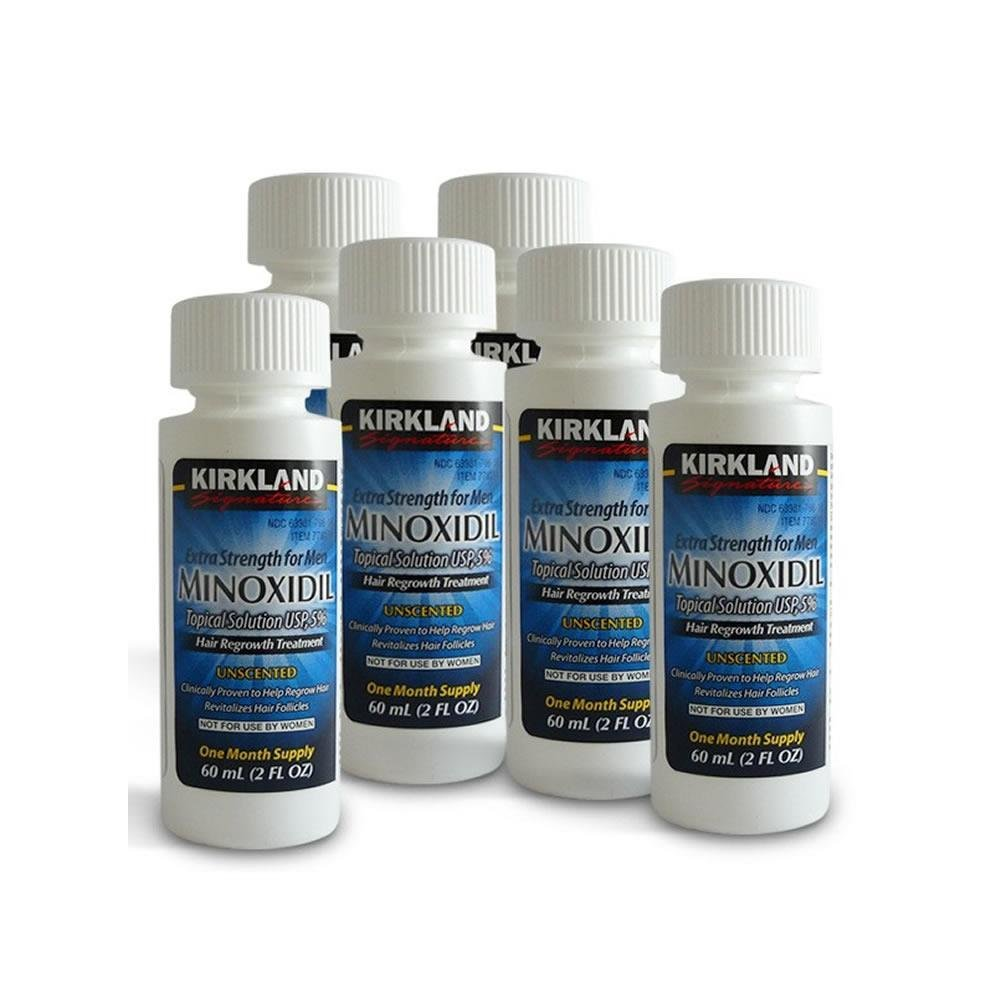Kirkland minoxidil sexual side effects
