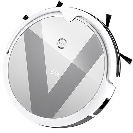 decdeal imass A3 _ V Robot aspirador con función limpiadora, 6, 1200 PA Potencia