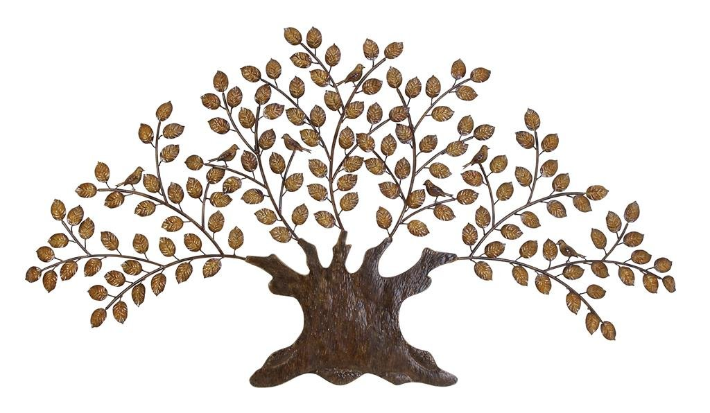 Amazon.com: Deco 79 Metal Decor, Tree 75-Inch by 41-Inch: Home & Kitchen