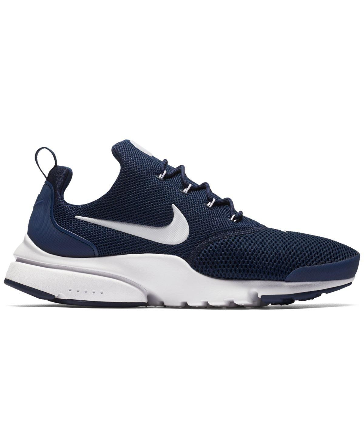 Nike Pánské Presto Fly Running Sneaker Boty Námořnictvo Modrý Velkoobchodní cena K83412