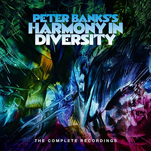 Peter Banks's Harmony In Diversity: The Complete Recordings (List Of Best Banks In Usa)