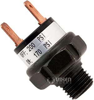 Amazon.com: VIAIR 90111 Pressure Switch with Relay: Automotive on superwinch relay wiring diagram, 5 pin relay wiring diagram, msd relay wiring diagram, pilot relay wiring diagram, compressor relay wiring diagram, ford relay wiring diagram, hella relay wiring diagram, bosch relay wiring diagram,