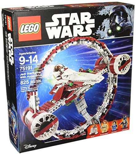 LEGO Star Wars Jedi Starfighter with Hyperdrive Set #75191 by LEGO