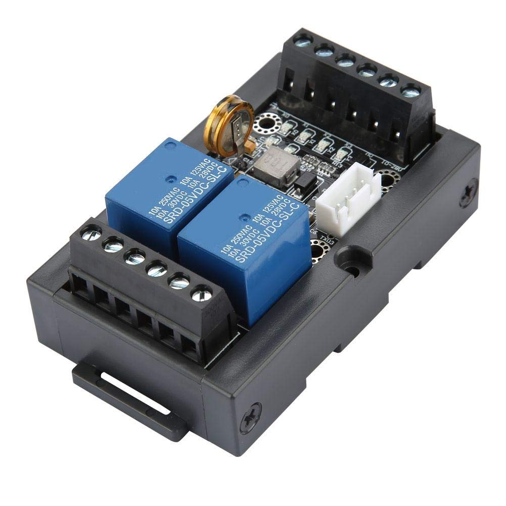SPS-Industriesteuerplatine FX1N-06MR Programmierbares Relais-Verz/ögerungsmodul mit Shell-SPS-Steuerungen Programmierbares Relais-Verz/ögerungsmodul Relaismodul