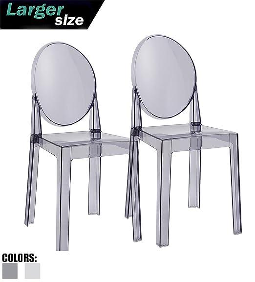 2 x Home - Juego de 2 sillones Modernos con Brazo de ...