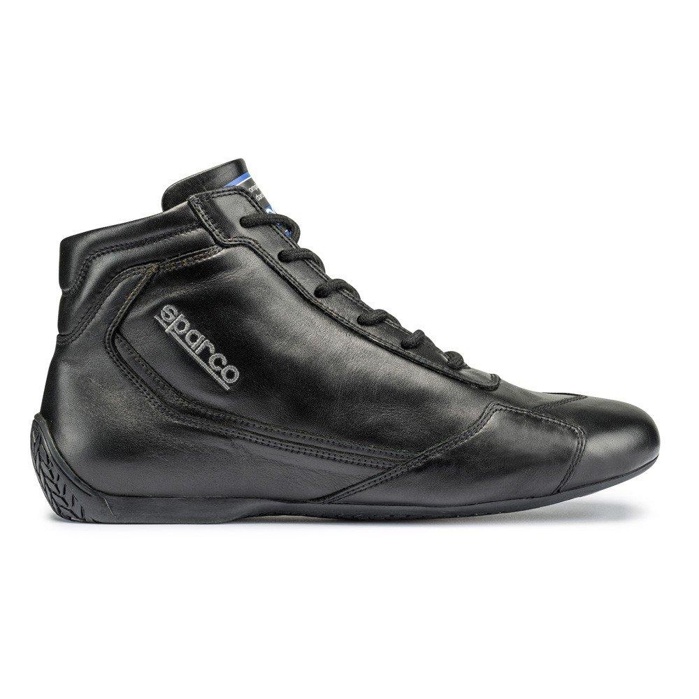 Sparco 00123936NR Zapatillas para Racing, Negro, 36 S00123936NR