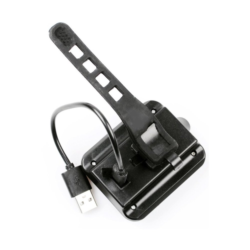 T603B USB Rechargeable Wireless Bicycle Tail Light Gravity Sensing Direction Turn Warning by Isguin (Image #2)
