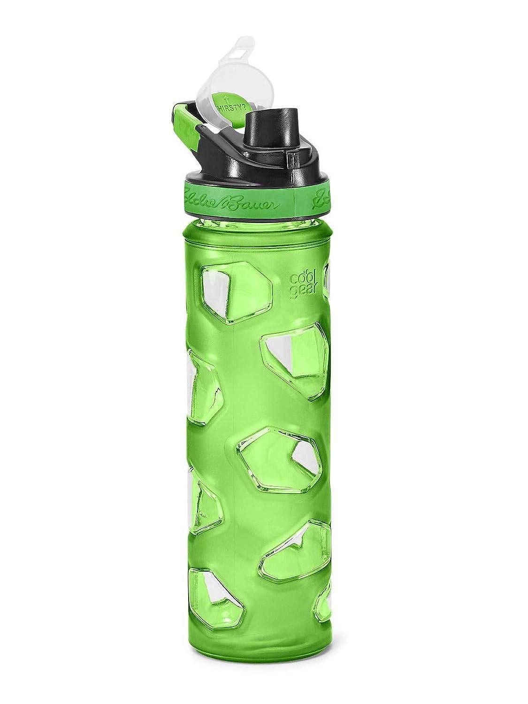 Eddie Bauer unisex-adult Rocktagon 22オンスボトル B0768VVVNS  Vibrant Green ONESZE Regular
