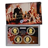 2007 S US Mint Presidential $1 Coin Proof Set OGP