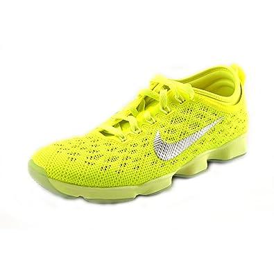 Nike Damen Fitnessschuhe gelb 36 1/2
