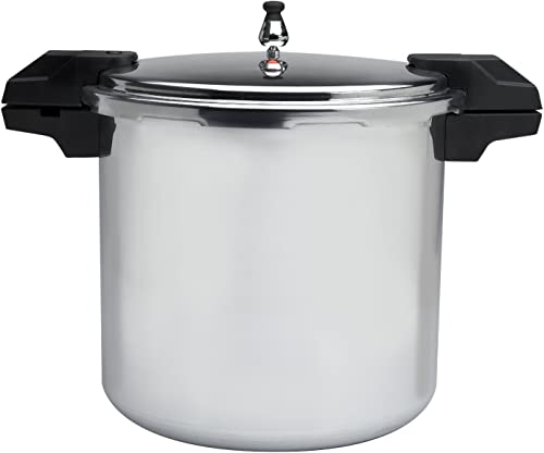 Mirro 92122A 22-Quart Pressure Cooker And Canner