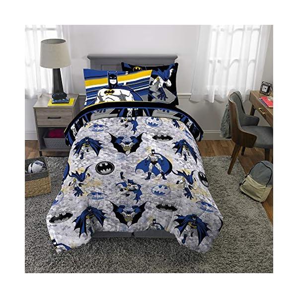 Franco Comforter and Sheet Set with Bonus Sham