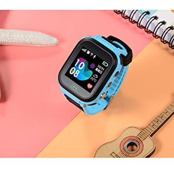 Amazon.com: Unine Kids Smart Watch for Girls Boys, GPS ...