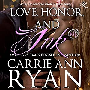 Love, Honor, and Ink Audiobook