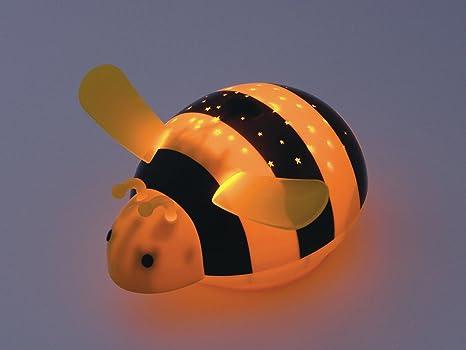 mágica Juego de 2 LED Noche luces StarBee proyector de estrella ...