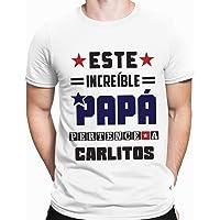 Playera Hombre Personalizada Regalo Día Del Padre