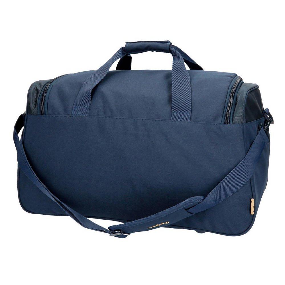 Azul 43.73 liters Bleu Pepe Jeans Scarf Sac de Voyage 52 cm