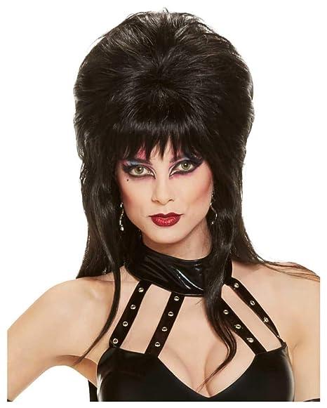 Elvira Wig Black (peluca)