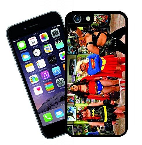Costumi di Big Bang Theory - questa copertura si adatta Apple modello iPhone 6s (6s non plus) - di idee regalo di Eclipse