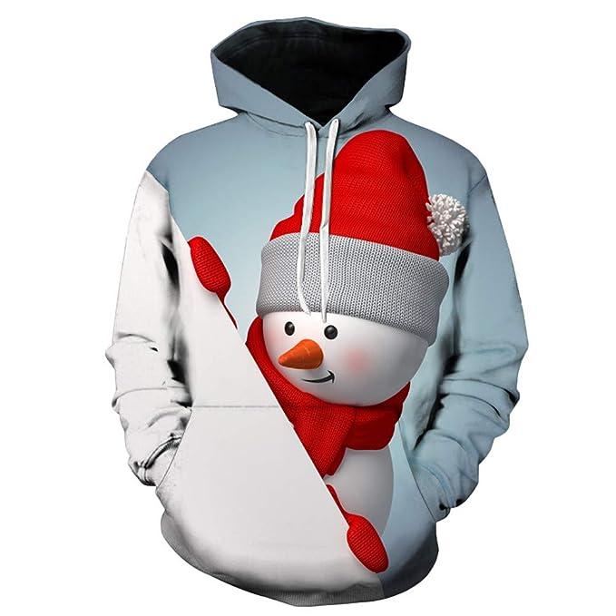 Christmas Kangaroo Cartoon.Womens Sweatshirt Ladies Hoodie Christmas Kangaroo Pocket
