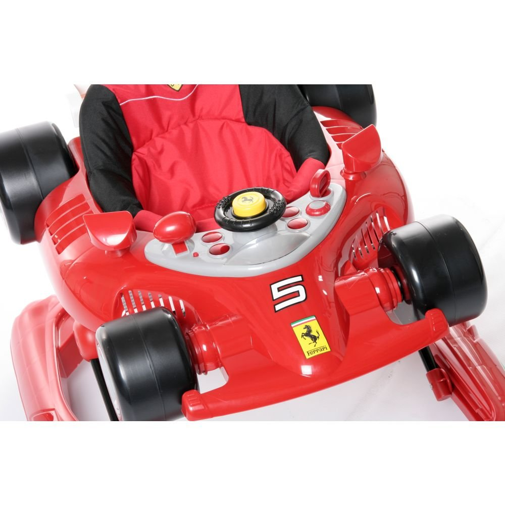 FERRARI Trotteur Rouge: Amazon.es: Bebé