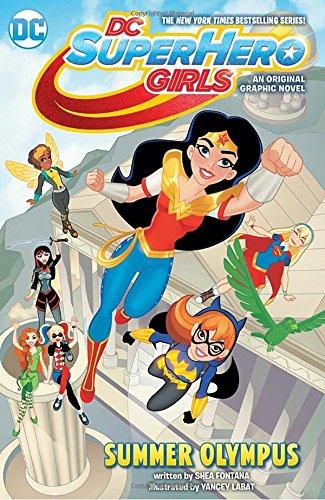 DC Super Hero Girls: Summer Olympus (DC Super Hero Girls Graphic Novels)